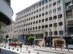 Bucharest modernism Calea Victoriei arch HoriaCreanga