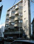 Modernist design (1937, arch. Tiberiu Niga) central Bucharest