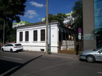 Porch House Calea Serban Voda Bucharest
