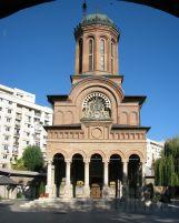 Antim Church, Bucharest (1715)