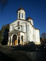 Pantelimon Church (1790; 1872) Bucharest