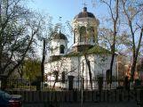 Ceaus-Radu Church (1757) Bucharest