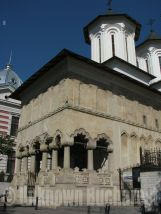 Coltea Church, Bucharest (1699)