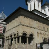 Coltea Church, Bucharest (1699)