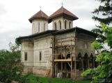 """Fundenii Doamnei"" Church, eastern Bucharest (1699)"