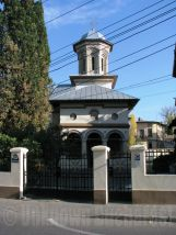 Mantuleasa Church (1733) Bucharest