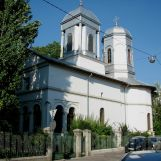 Negustori Church (1726) Bucharest