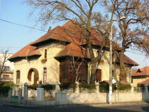 Camarasescu villa 1912 architect paul smarandescu bucharest bucharest romania tours by - Neo romanian architecture traditional and functional house plans ...