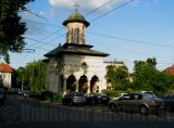 Old Sf Elefterie Church (1744), Cotroceni district, Bucharest
