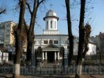 Popa Soare Church (1745) Mantuleasa neighborhood,Bucharest