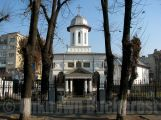 Popa Soare Church (1745) Mantuleasa neighborhood, Bucharest