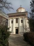 St Dumitru Church (1819) Bucharest OldTown