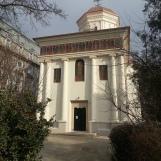 St Dumitru Church (1819) Bucharest Old Town