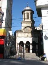 Sf Ioan-Piata Church (1774) Central Bucharest