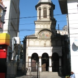 Sf Ioan-Piata Church (1774) Central Bucharest