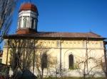 Sf Nicolaie-Tabaci (Brosteni) Church (1731; 1843-1848) Bucharest (photo Nov2007)