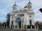 Silvestru Church (1907) Bucharest (photo Jan 2013)