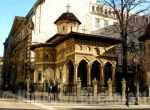 Stavropoleos Church, Old Town, Bucharest (1724)