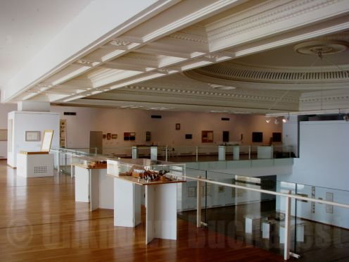 The National Museum of Contemporary Art, Bucharest