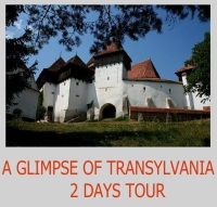 2 DAYS TRANSYLVANIA TOUR