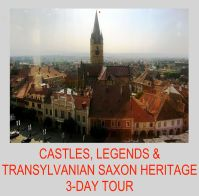 3-DAY TOUR TRANSYLVANIA
