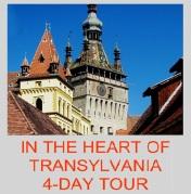 4-DAY TRANSYLVANIA TOUR