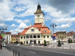 Brasov, the Council Square