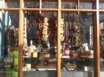 Local deli shop in Bucharest OldTown