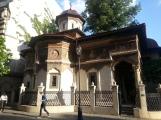 Stavropoleos Church Bucharest Old Town