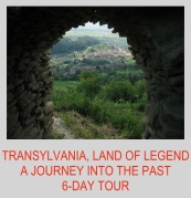 Transylvania, Journey Into the Past 6-day tour