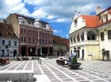 Council Square Brasov Transylvania