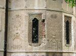 Fundenii Doamnei church,decoration