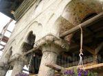 Fundenii Doamnei  church, porcharcades