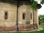 Fundenii Doamnei  church, southernview