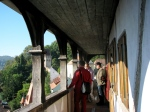 In the Clock Tower,Sighisoara