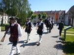 Change of guards in Alba IuliaTransylvania