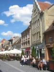 Relaxation in Brasov,Transylvania