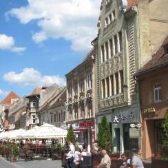 Relaxation in Brasov, Transylvania