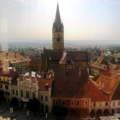 Sibiu, Transylvania, overview