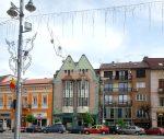 Targu Mures, Achitecture