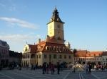 The Council Square, Brasov Old Town,Transylvania