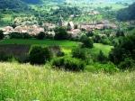 Transylvanian rural landscape