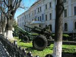 Canons outside the Romanian Military Museum, Bucharest