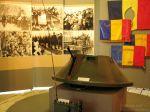 Romanian Revolution exhibits, Military Museum,Bucharest