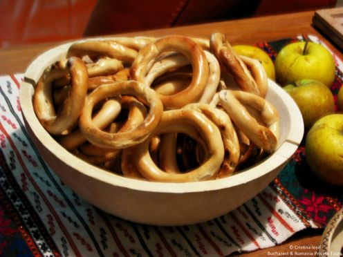Traditional Buzau Pretzels Covrigii de Buzau