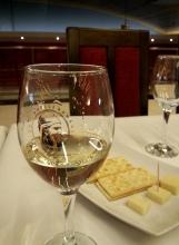 Wine tasting at Budureasca Winery, Dealu Mare wine region