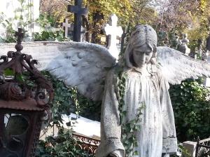 Bellu Cemetery Bucharest