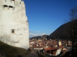 Brasov seen from the WhiteTower