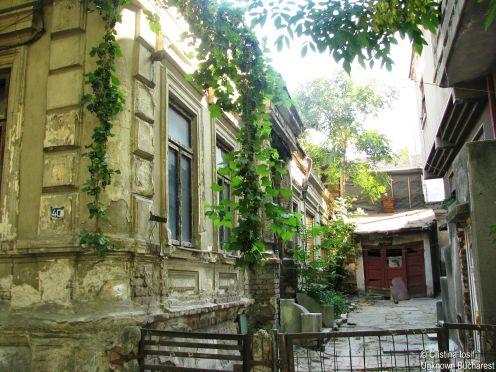 House Strada Traian Bucharest Sep 2013