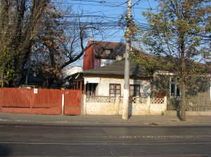 Porch house, Calea Calarasi Bucharest